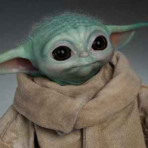 You can own your own life-size Baby Yoda [Video]