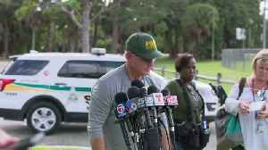 WEB EXTRA: Authorities Hold News Conference On Security Breach At Mar-A-Lago [Video]