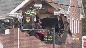 Tests Show Driver Who Crashed Porsche Into Ocean County Office Building Was Drunk, High [Video]
