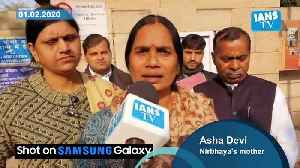 Convicts inching closer to hanging: Nirbhaya's mother [Video]