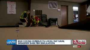 American Red Cross and local emergency services prepare for natural disasters [Video]