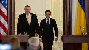 Pompeo Reassures Zelenskyy U.S. Is Committed To Supporting Ukraine [Video]