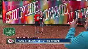 News video: Chiefs fans take over Miami for Super Bowl LIV