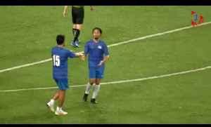 Highlights: Singapore Ex Internationals vs Celebrities Sports Club [Video]