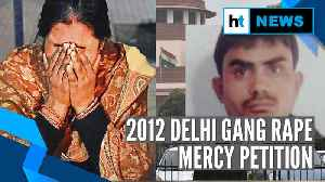 2012 Delhi gang-rape: 3rd death row convict, Akshay Thakur, files mercy petition [Video]