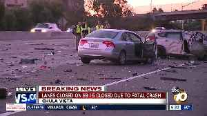 News video: Wrong-way driver causes deadly South Bay crash