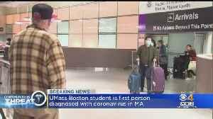 UMass Boston Student Tests Positive For First Case Of Coronavirus In Massachusetts [Video]