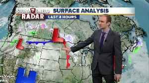 Gino Recchia NBC26 Weather Forecast [Video]