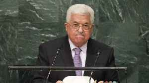 Palestinian Authority Ends Relations With U.S., Israel Over Peace Plan [Video]