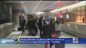 UMass Boston Student Becomes First Case Of Coronavirus In Massachusetts [Video]