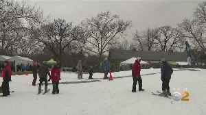 Annual Winter Jam Turns Central Park Into A Man-Made Snow-Scape [Video]
