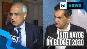 NITI Aayog lauds Budget 2020, calls it 'development oriented' [Video]