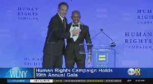 Human Rights Campaign Holds 19th Annual Gala [Video]