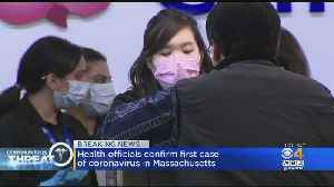 UMass Students Wary After First Coronavirus Case In Massachusetts Found [Video]