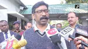 CM Hemant Soren terms Budget 2020 as 'Bharatiya Businessmen Party Budget [Video]