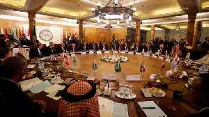 News video: Arab League rejects Trump's Middle East plan