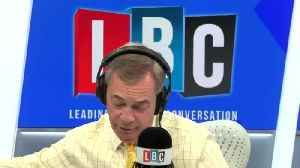 """Nigel Farage slams """"bitter"""" Remainers who refuse to use Brexit 50p coins [Video]"""