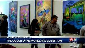 Check out the new Terrance Osborne gallery on Magazine Street [Video]