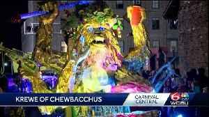 Chewbacchus brings intergalactic fun for another Mardi Gras [Video]