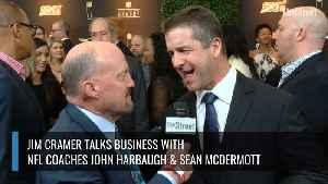 Jim Cramer Talks Winning with Coach of the Year Winner John Harbaugh [Video]