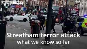 Streatham terror attack: what we know so far [Video]