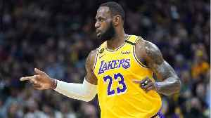 LeBron James Givers Heartfelt Speech Before Los Angeles Lakers Game [Video]