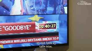 'Should we go home?': Despair and defiance for Poles post-Brexit – video [Video]