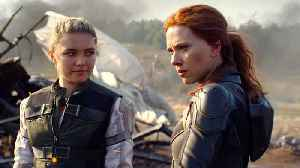 Black Widow with Scarlett Johansson - Official Super Bowl 2020 Trailer [Video]
