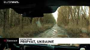 Chernobyl ghost town, 50 years on [Video]