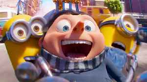 Minions 2: The Rise of Gru - Official Super Bowl 2020 Trailer [Video]