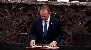 'Overwhelming evidence' to convict Trump -Schiff [Video]