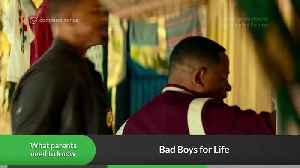 Bad Boys for Life: Video Review [Video]
