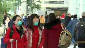 New China-U.S. Travel Restrictions Take Effect as Coronavirus Outbreak Deepens [Video]