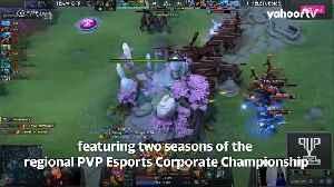 Singtel unveils PVP Esports 2020 plans [Video]