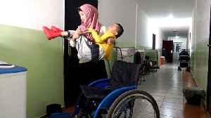 Disabled children in Kazakhstan: Parents work to change practice [Video]