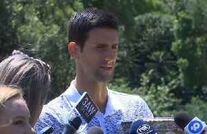 Djokovic feels 'relief' at Aussie Open win, aims for most career Grand Slams [Video]