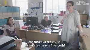 'Should we go home?': Despair and defiance for Poles post-Brexit [Video]