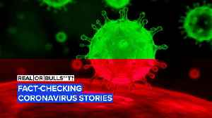 Fact-checking game: Are these Coronavirus stories true or false? [Video]