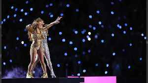 Jennifer Lopez and Shakira celebrate 'epic' Super Bowl Halftime Show [Video]