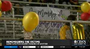 Sarah And Payton Chester Honored In Whittier [Video]