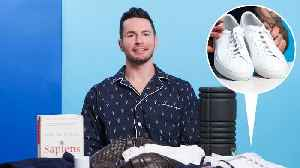 10 Things JJ Redick Can't Live Without [Video]