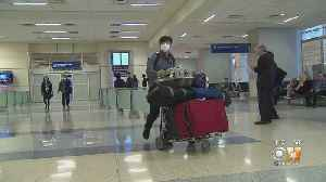 Corona Virus Outbreak: Screening Travelers At DFW Airport [Video]