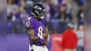 Ravens Lamar Jackson Named NFL MVP [Video]