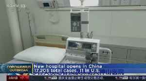 News video: Third Sample Sent To The CDC From Minnesota For Coronavirus Testing Comes Back Negative