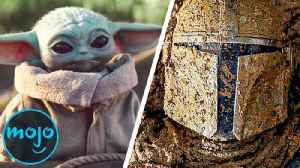 Top 10 Best Moments from The Mandalorian [Video]