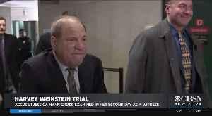 Another Alleged Rape Victim Testifies In Weinstein Trial [Video]