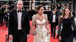 Catherine, Duchess of Cambridge recycles Alexander McQueen dress for BAFTAs [Video]