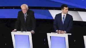 News video: Pete Buttigieg Narrowly Leads in Last-Gasp Poll Before Iowa Caucuses