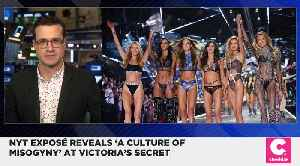 'A Culture of Misogyny' Reported at Victoria's Secret [Video]