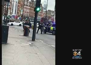 News video: ISIS Claims Responsibility For London Stabbing Attack